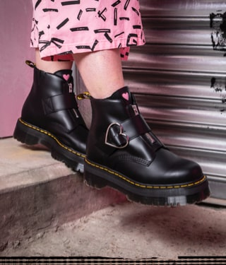 894db0bfa39 Lazy Oaf X Dr Martens creepers, boots and sandals | Dr. Martens ...