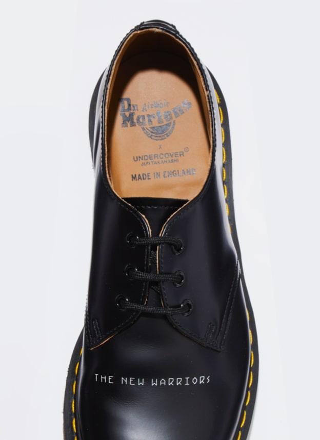 Dr. Martens x Undercover 1461 Shoe Black