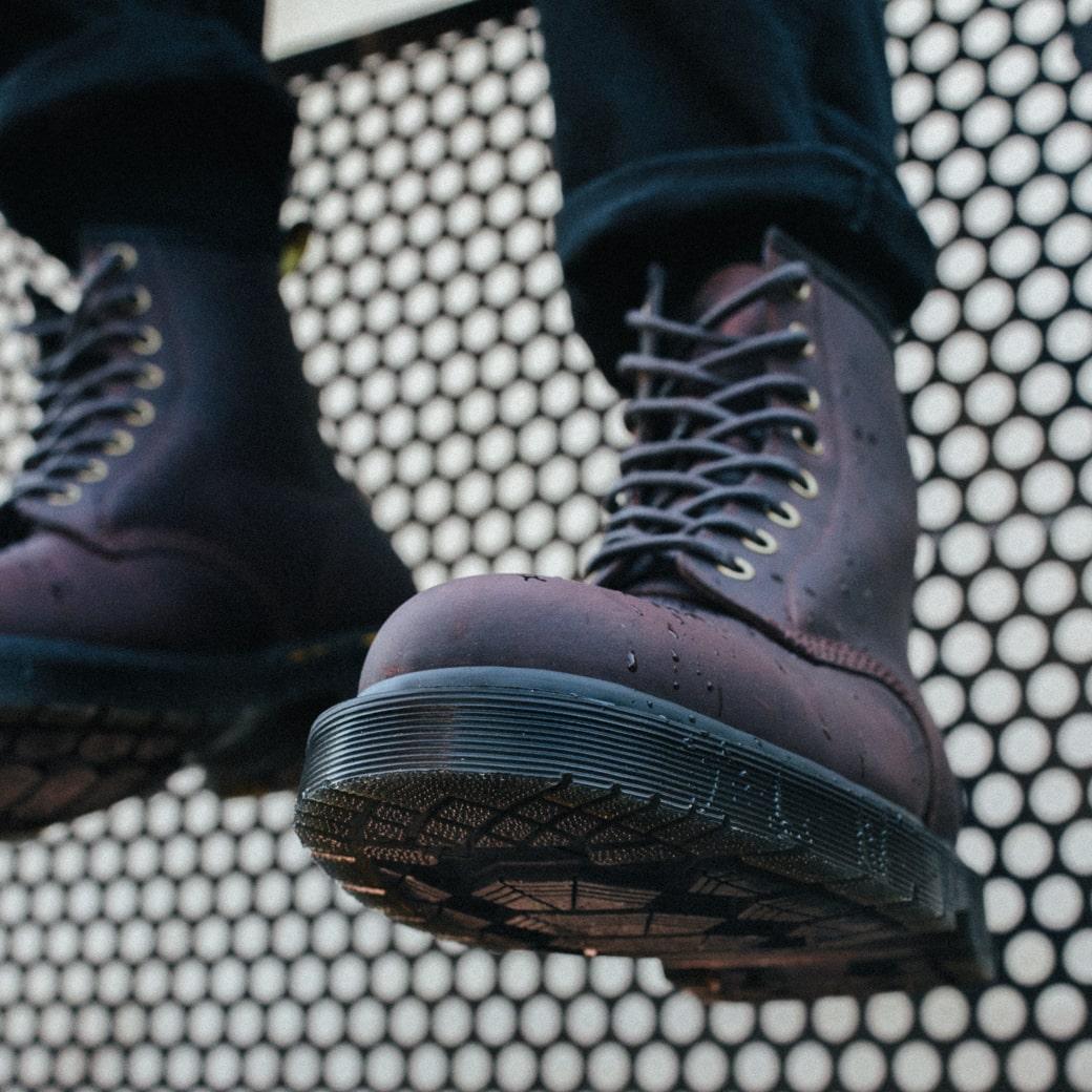 Leder Stiefel, Schuhe & Accessoires   Dr Martens
