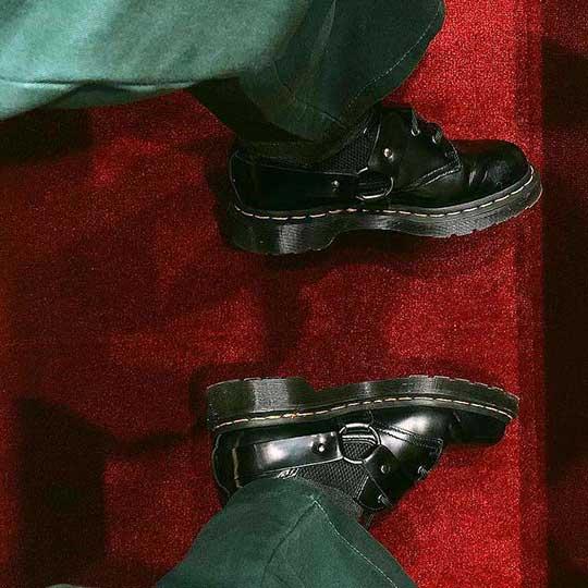 Black Fulmer Shoes