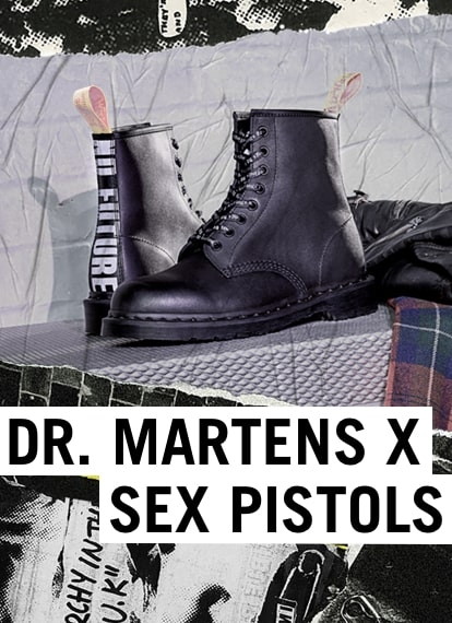 The DrMartens X Sex Pistols CollectionSito Ufficiale O8n0wPk