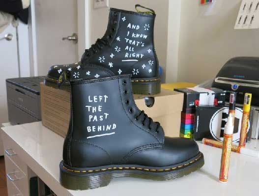 Wonderbaar Dr. Martens Officiele Site WX-89