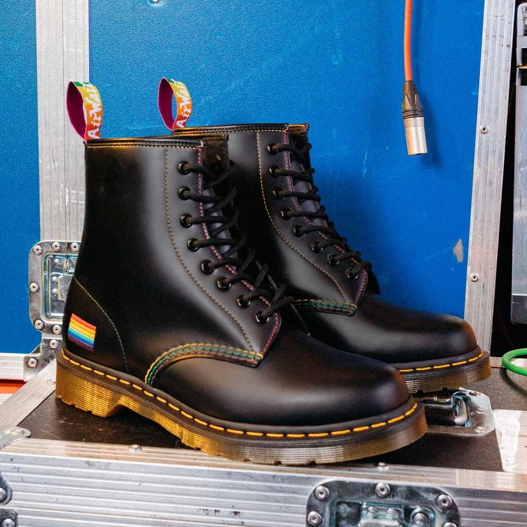 Kickers Kanning Plus Mi Haut Chaussures Mens Gents Desert Chaussures Lacets fixé