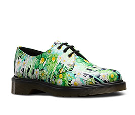 Slime floral collection official dr martens store 1461 shoe mightylinksfo Image collections