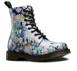Slime Floral Collection | Official Dr. Martens Store