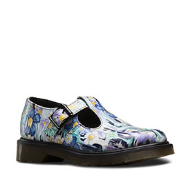 Slime floral collection official dr martens store polley shoe mightylinksfo
